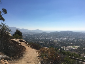 View from Mount Helix