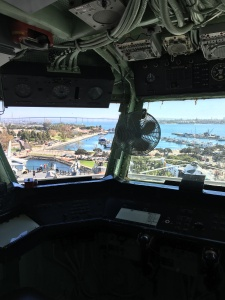 View of the Bay from the USS Midway